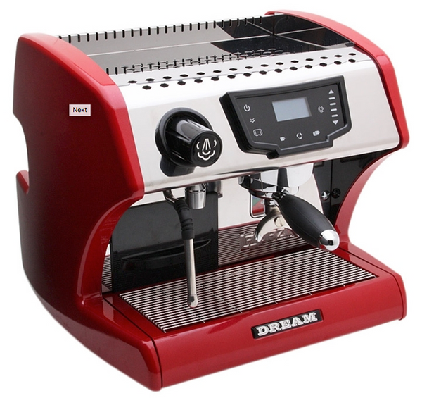 La Spaziale S1 Dream T Red