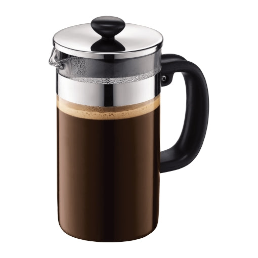 Bodum Bistro Shin French Press - 8 Cups - Denim Coffee Company