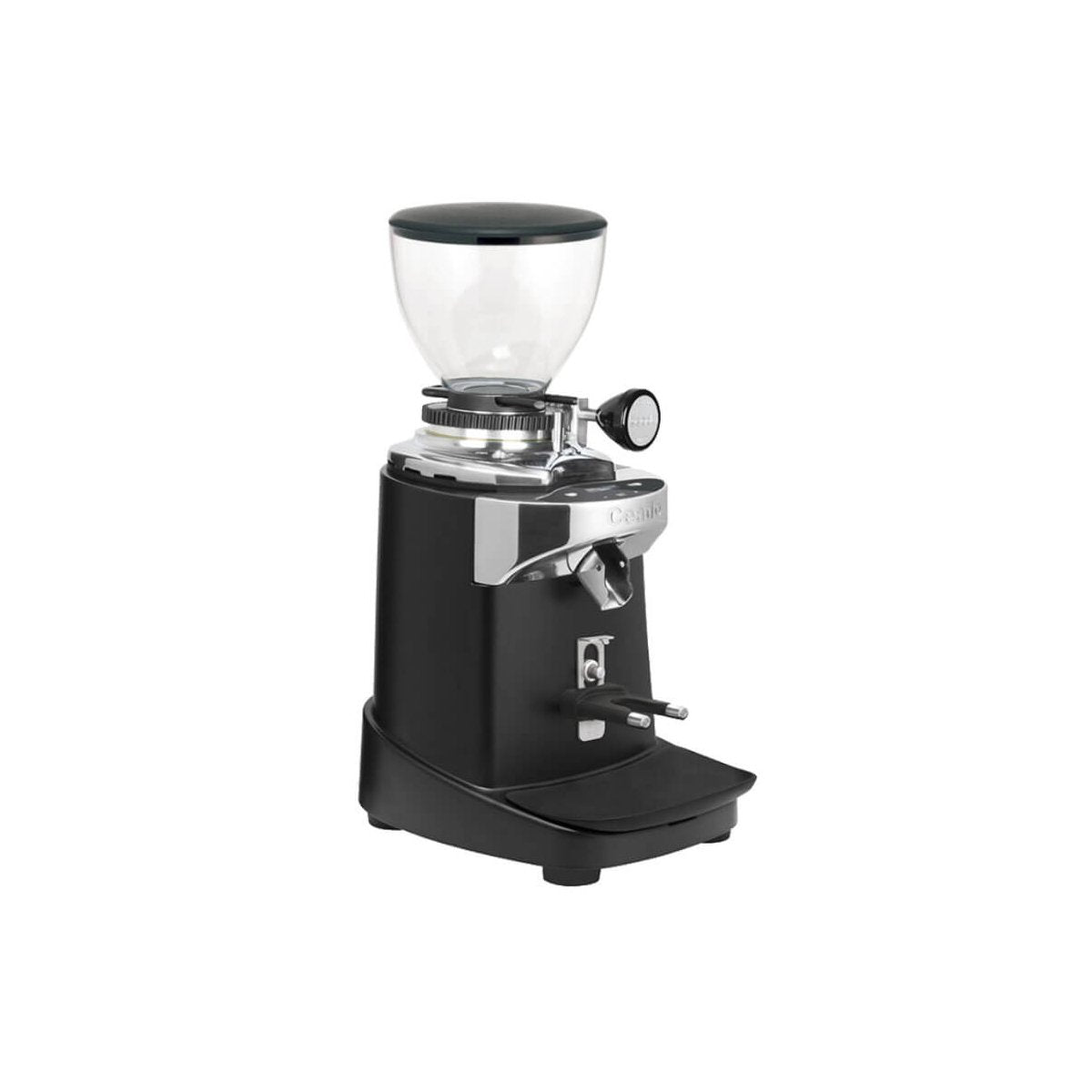 Ceado E37S Black Electronic Touch Screen Grinder with Worm Gear