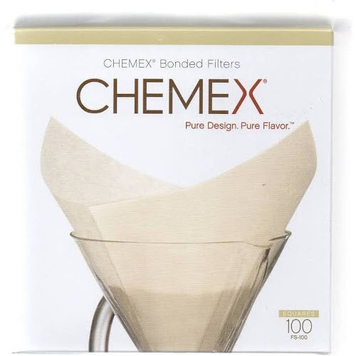 Chemex Filters Pre-folded Circle 100ct