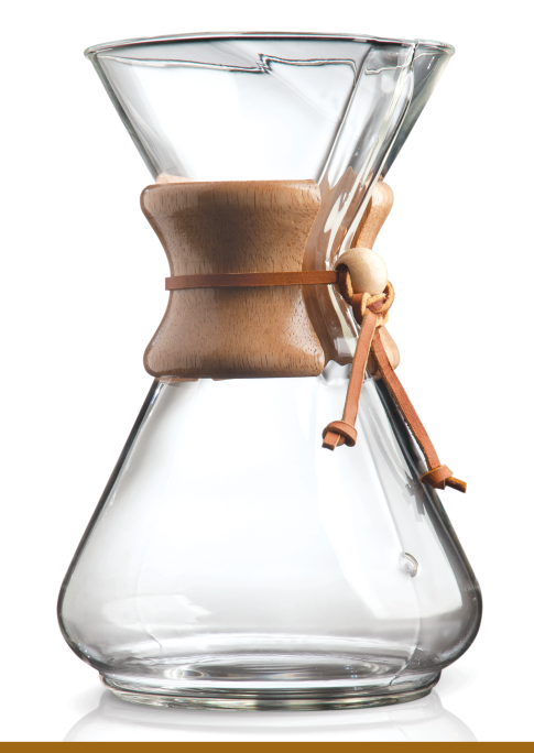 Chemex 10 Cup Classic Coffee Brewer - Denim Coffee Company
