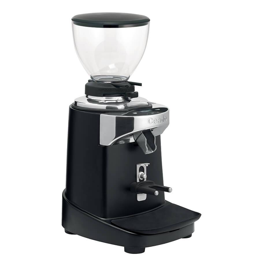 Ceado E37JTB Black Electronic Touch Screen Grinder