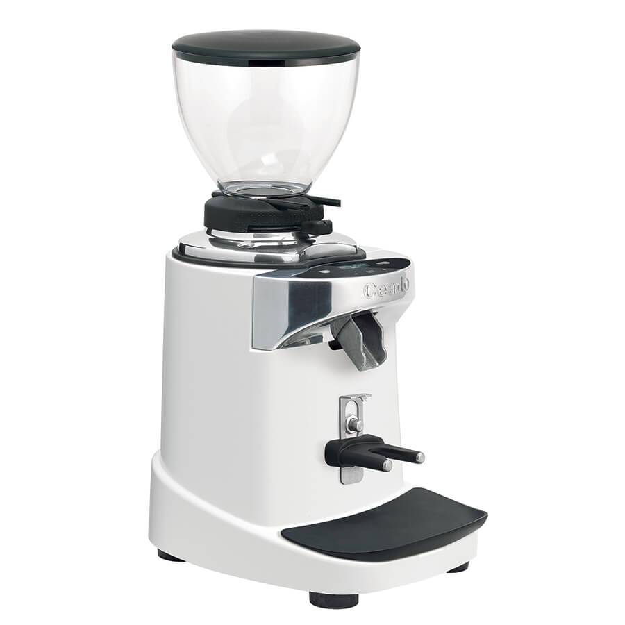 Ceado E37JTW White Electronic Touch Screen Grinder