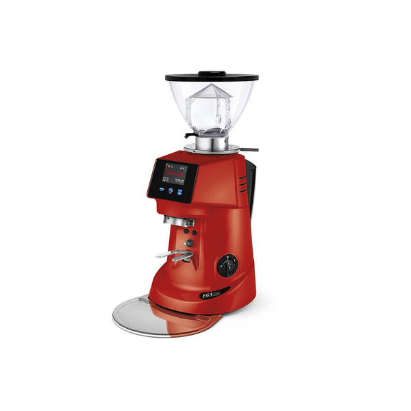 Fiorenzato F64 Evo Electronic Grinder Red