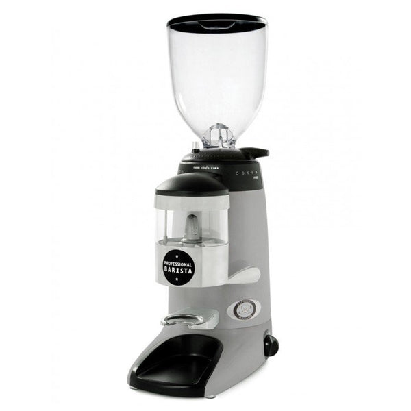 Compak K10 Grinder - Polished Aluminum w/ large hopper - Denim Coffee Company