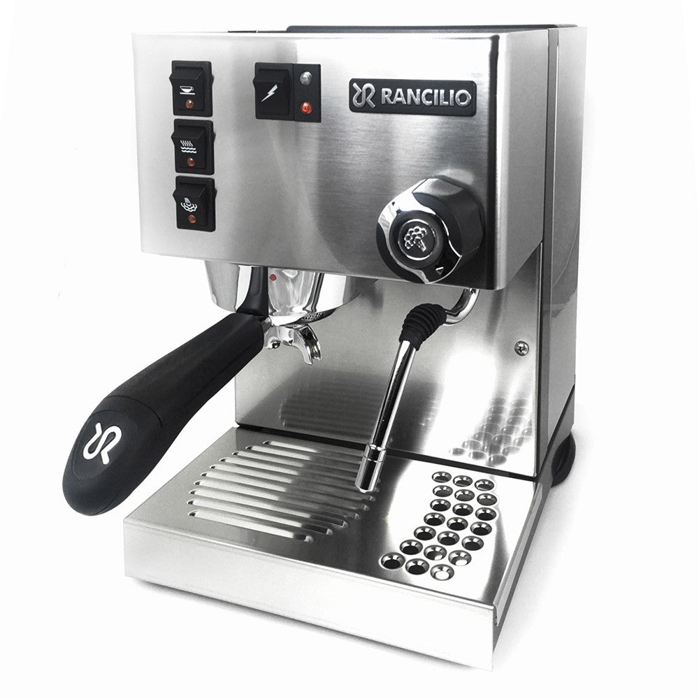 Rancilio Silvia M Espresso Machine - Denim Coffee Company  - 1