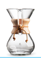 Chemex 6 Cup Classic Coffee Brewer - Denim Coffee Company  - 2