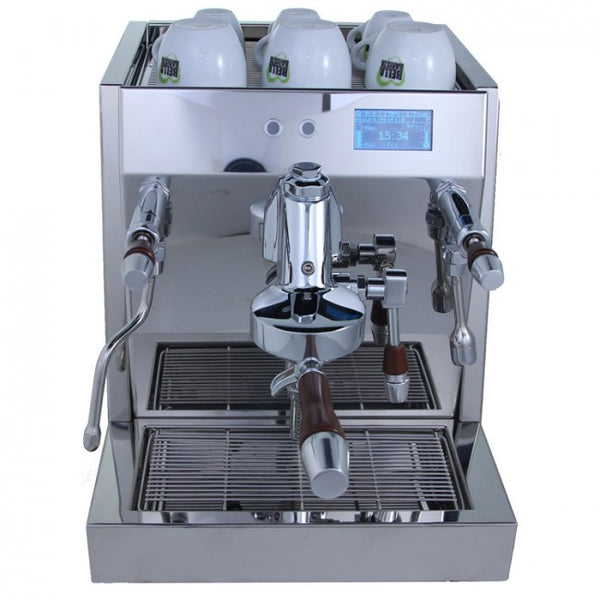 Vesuvius Dual Boiler Espresso Machine with Pressure Profiling. - Denim Coffee Company  - 1