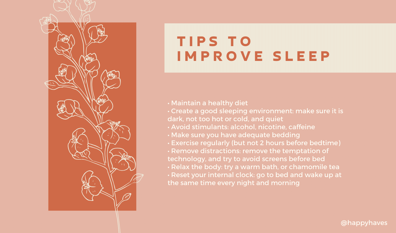 aromatherapy and sleep tips