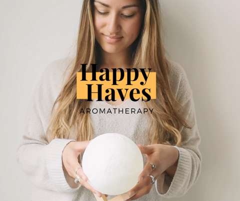 happy haves full moon instructions how to use