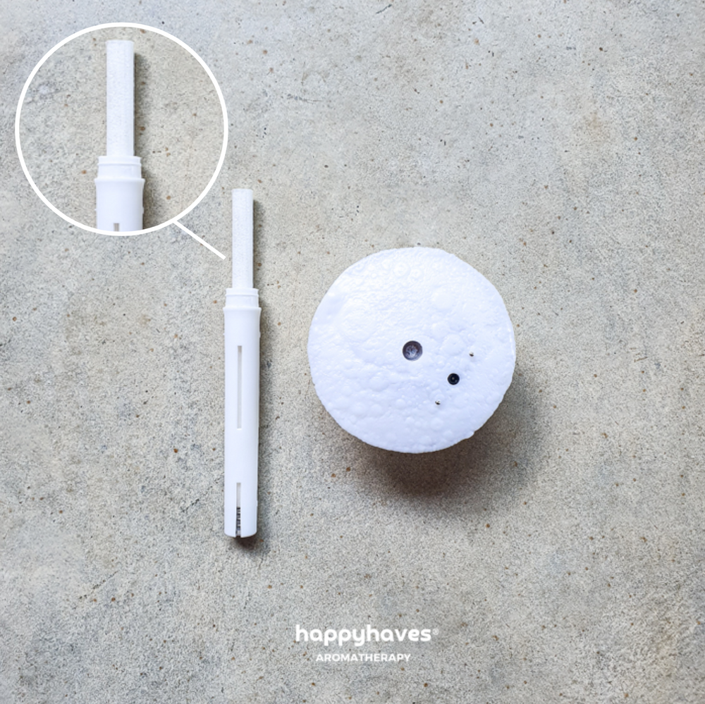 Happyhaves Full Moon 2.0 Cotton Swab Filters Pack (10 pcs)