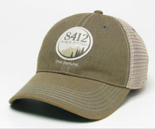 Load image into Gallery viewer, 8412 Trucker Hat