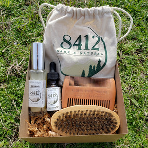 8412 Beard Starter Bundle