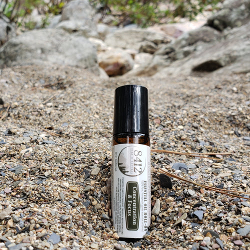 Concentration & Focus Therapeutic Roll-on oil promotes clarity of thought. Creates a refreshing and invigorating experience. May help fight mental fatigue. May help curb appetite. May assist with impaired memory. May provide relief from headaches and nausea.