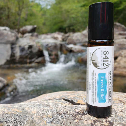 Stress Relief Therapeutic Roll-on oil promotes peace and tranquility. May help relieve daily stress and nervous tension. Promotes relaxation and may lower hypertension. Assists with healthy, deep sleep.