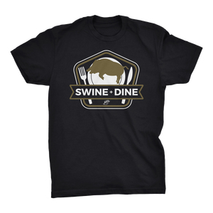 Mulletman Swine+Dine T-Shirt