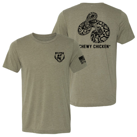"""Chewy Chicken"" T-Shirt"