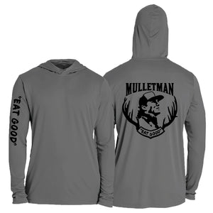 Mulletman Eat Good Performance Hoodie