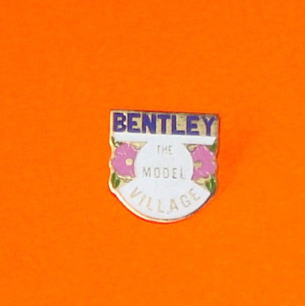 Bentley Rose Pin