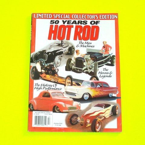 50 Years of Hot Rod Collector's Edition 1998