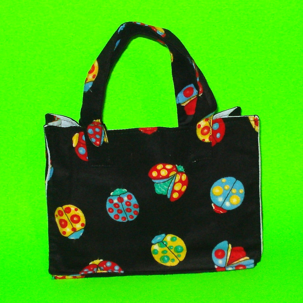 Classic Handbag - Funpack Fabric - More Colours!