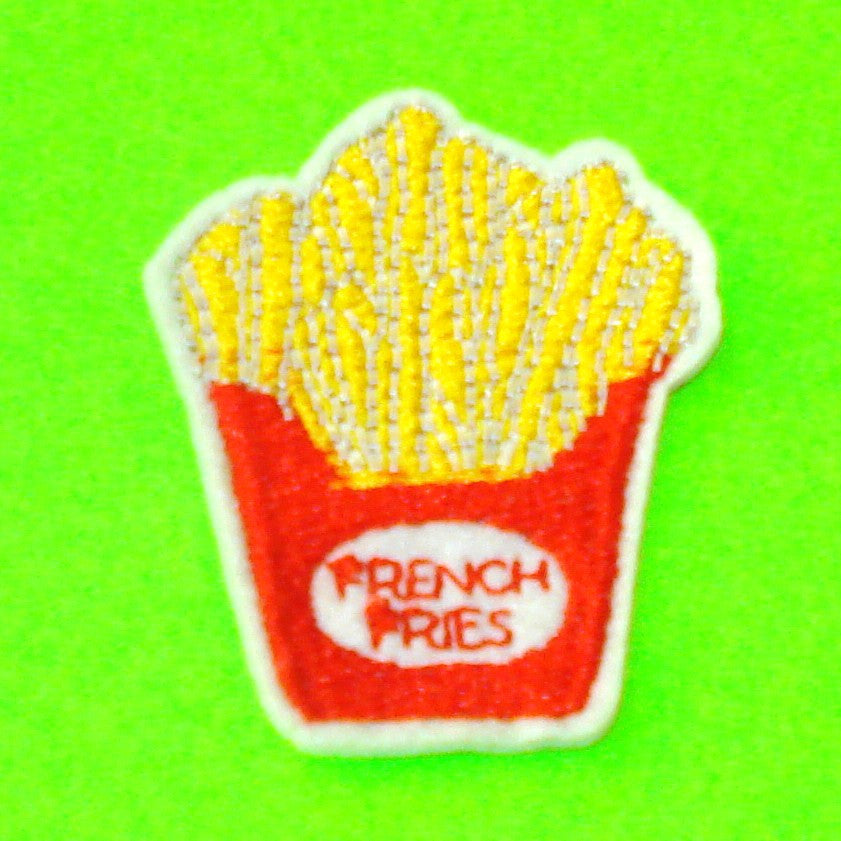 French Fries Patch