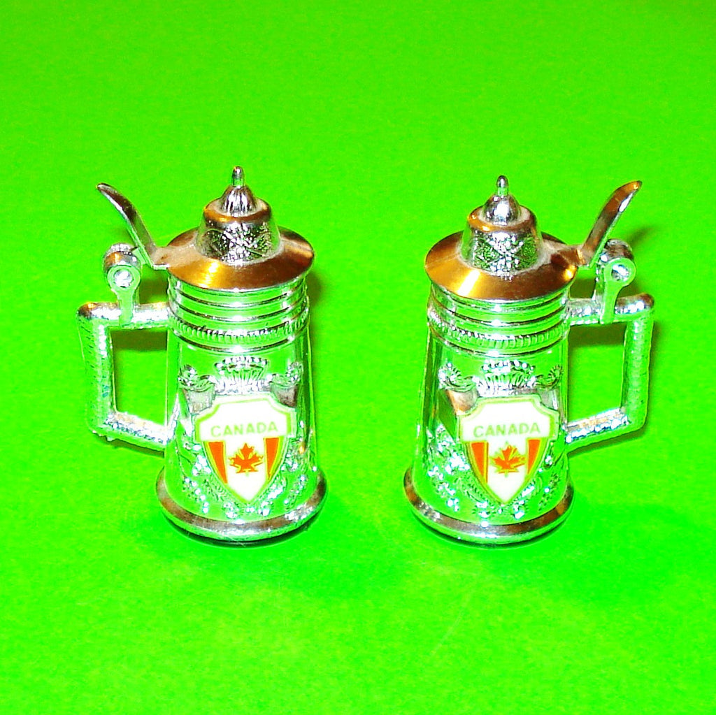 Beer Stein Salt & Pepper Shakers