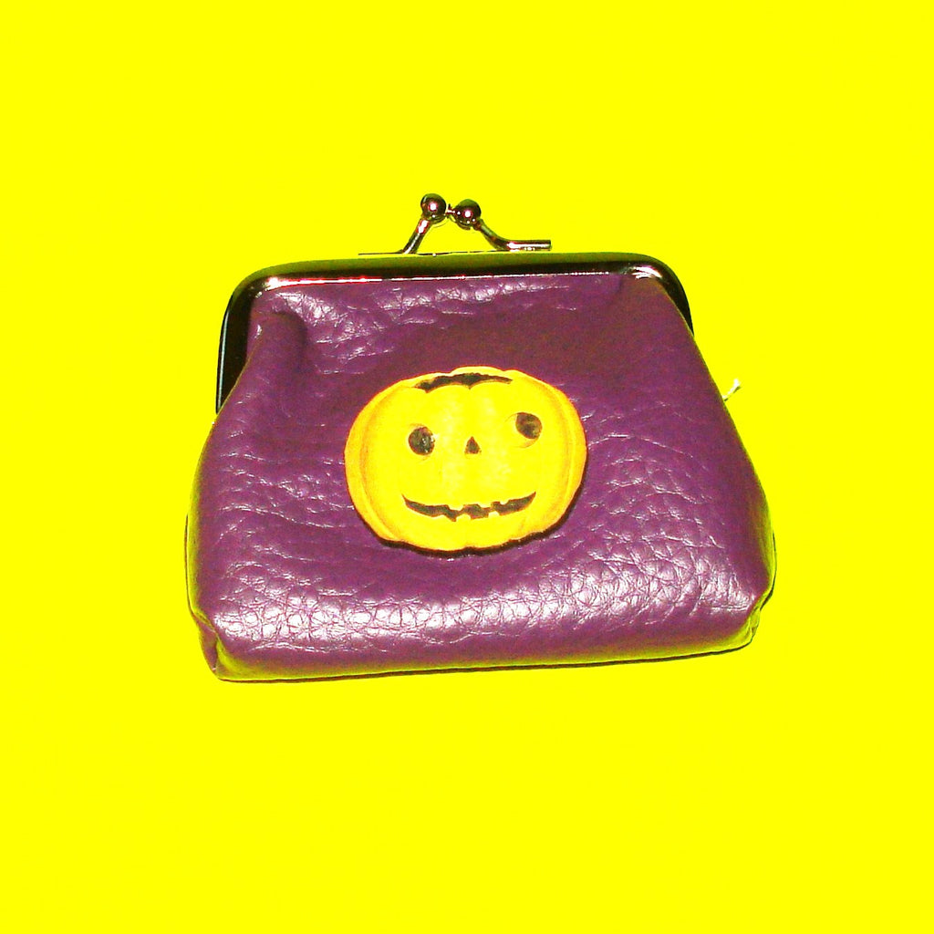 Great Pumpkin Coin Purse
