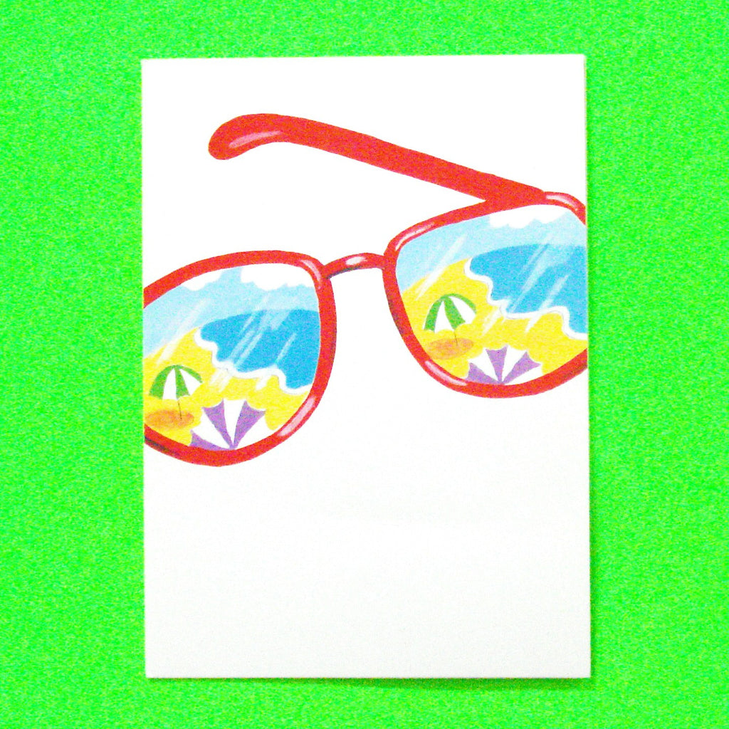 Get Well Sunnies Card