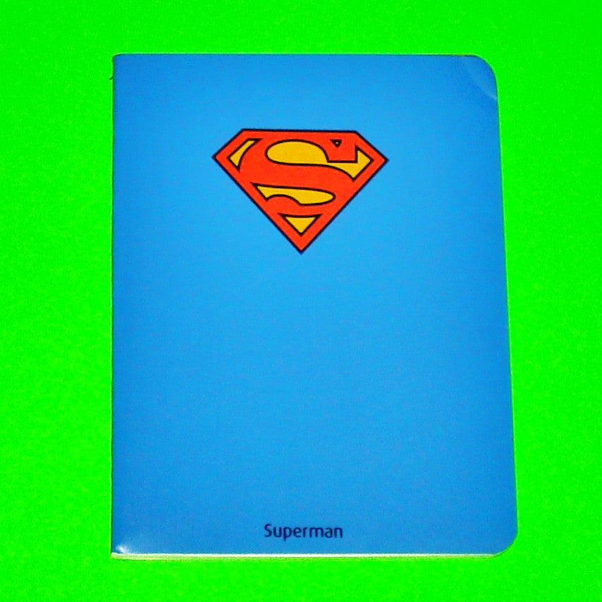 Comic Nerd Notebook