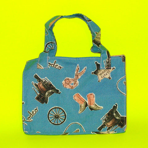 Classic Handbag - Cowgirl - More Colours!