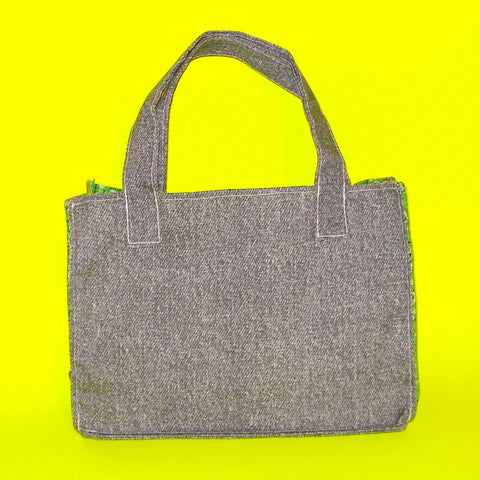 Classic Handbag - Denim - More Colours!