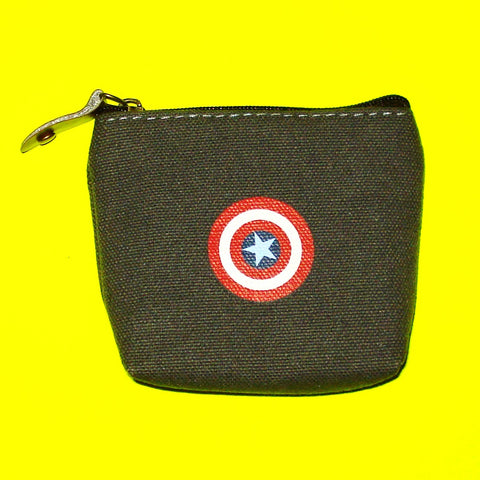 Comic Nerd Coin Purse - More Styles!