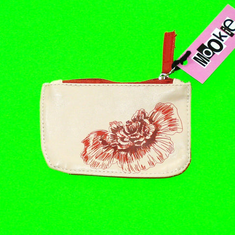 Poppy Coin Purse