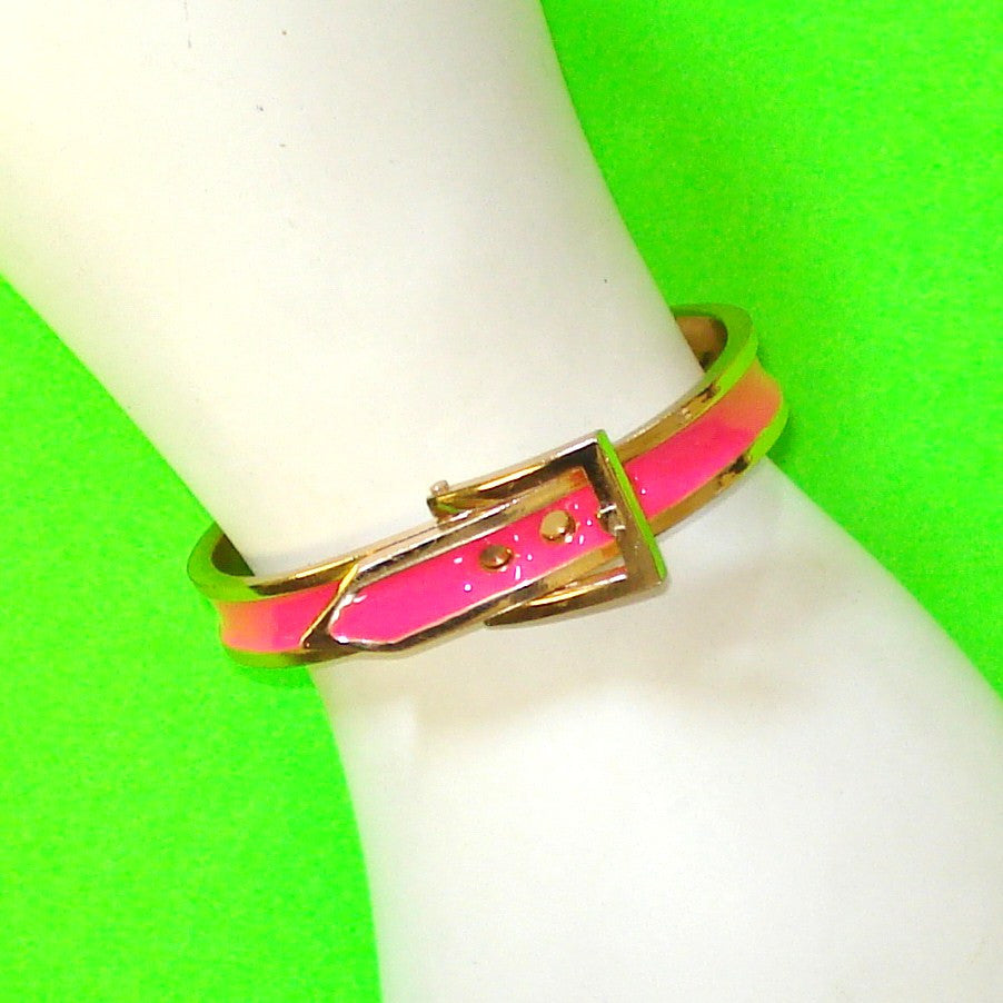 Belt Bangle Bracelet - More Colours!