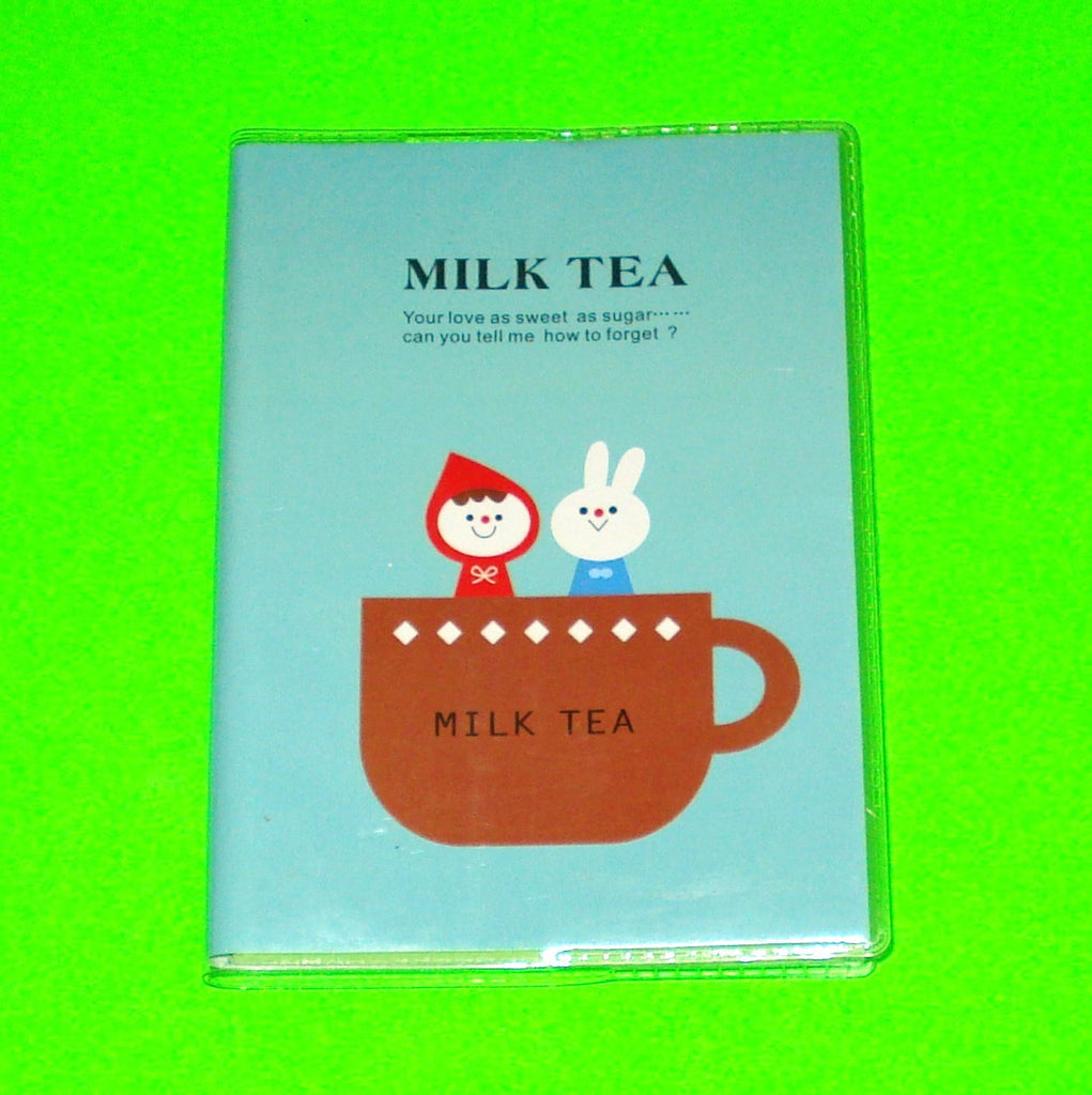 Milk Tea Journal