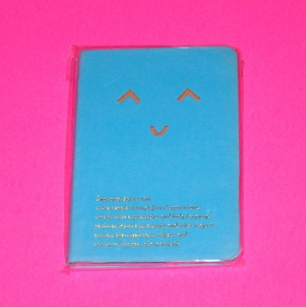 Emoticon Journal - More Colours!