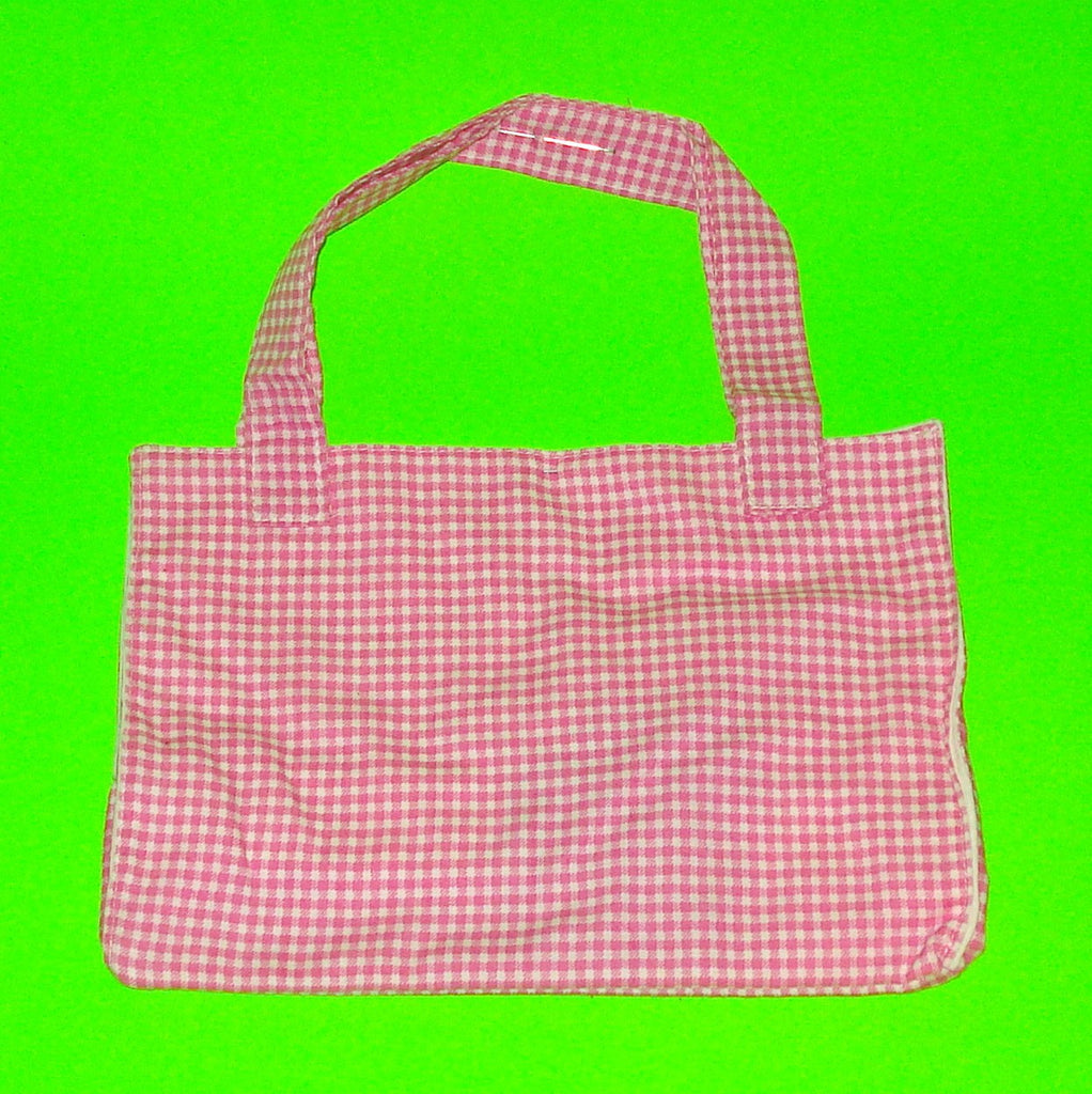 Classic Handbag - Plaid - More Colours!