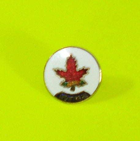 Montreal Maple Leaf Pin