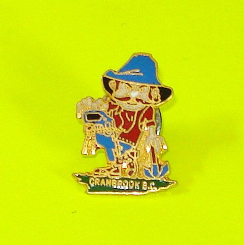 Cranbrook Wild West Pin