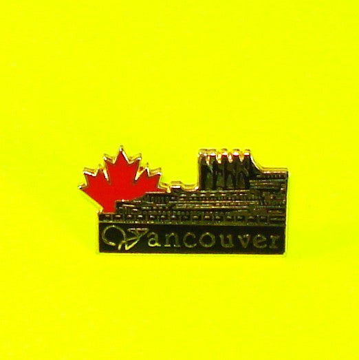 Vancouver Pin - More Styles!