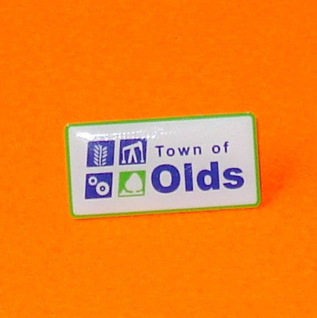 Olds Pin