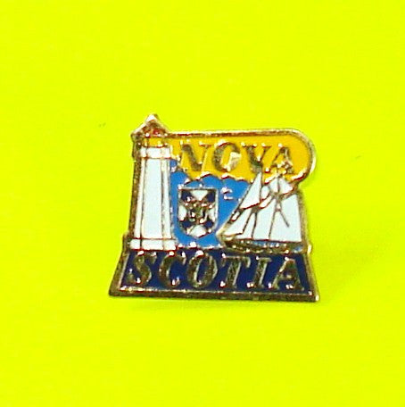Nova Scotia Seafaring Pin