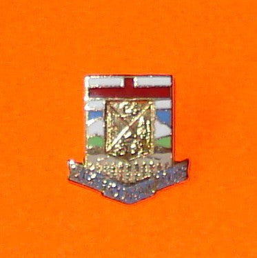 Rocky Mountain House Coat of Arms Pin