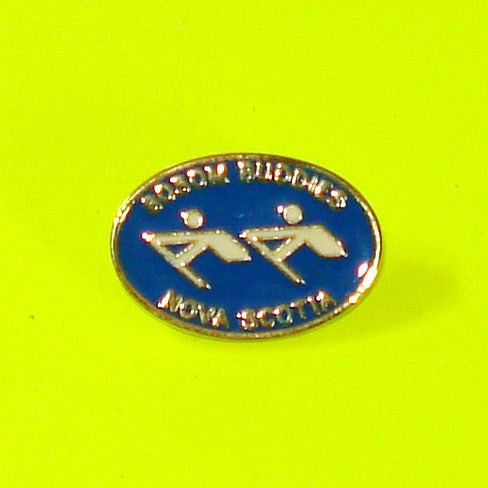 Nova Scotia Dragon Boat Pin
