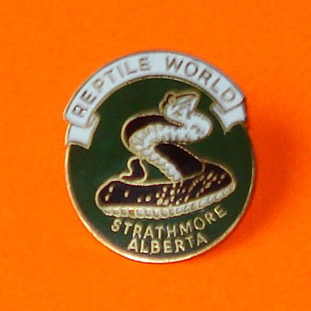 Reptile World Strathmore Pin