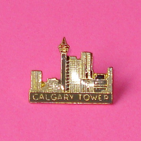 Calgary Pin - More Styles!