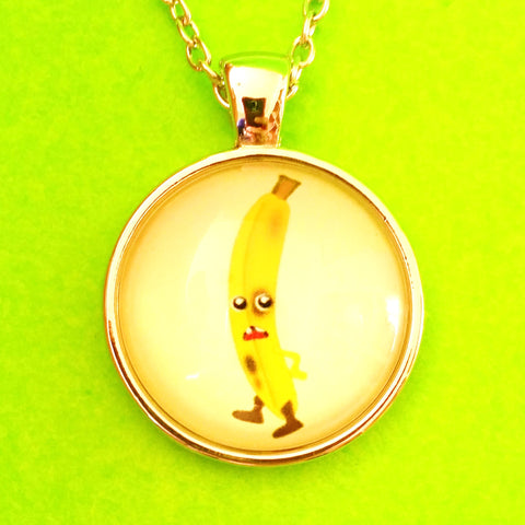 Banana Bruisin' Necklace