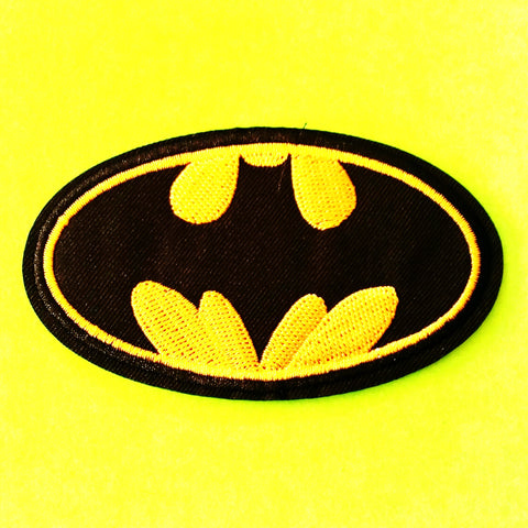 Batman Logo Patch - More Styles!