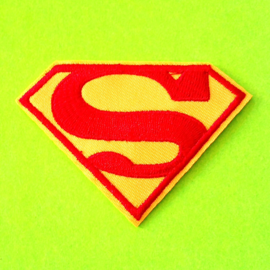 Superman Classic Logo Patch